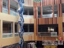 Baustelle 1 Shopping Mall von ECE