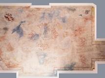 Deckenbemalung, Deckenmalerei, Marmor Imitation, Engel Putten, Dortmund