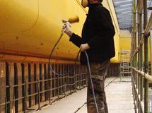 Wandmalerei, Wandbemalung, Wandgemälde, Wandbild, Wandanstrich, Wanddekoration, Wandmaler, Fassadenmalerei, Fassaden, Bilder, Fassaden, Gestaltung, Thier Galerie, Wandbeschichtung, Wandkunst, Airbrush, smart art, Airbrusher Martin Dippel, Dortmund