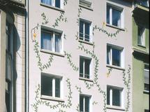 Wandmalerei, Wandbemalung, Wandgemälde, Wandbild, Freienhaus, Bemalung, Lanschaftsmalerei, Landschaftsbilder, Wandmaler, Lüftlmalerei, Garage, Malerei, Garagenwand, Bilder, Gestaltung,  Airbrush, smart art, Airbrusher Martin Dippel, Dortmund